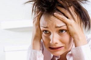 تاثیر استرس بر زیبایی شما