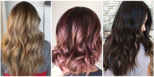۱۰ رنگ موی پرطرفدار سال ۲۰۱۸ +تصاویر