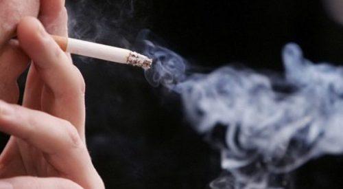 عوارض سیگار بر پوست
