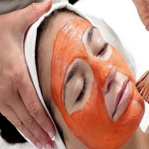 با استفاده از ماسک خرمالو پوستی زیبا و شفاف داشته باشید