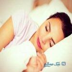 توجه به زیبایی پوست هنگام خواب