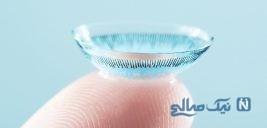 فاجعه بارترین عوارض لنزهای زیبایی برای چشم