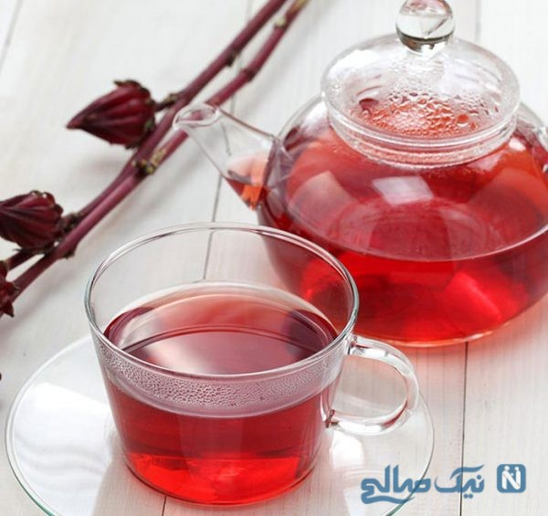 چای برای زیبایی