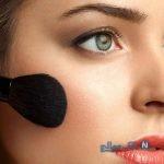 مضرات استفاده از رژگونه برای پوست و ایجاد لک و جوش