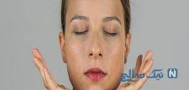 معجزه و فواید یوگای صورت برای زیبایی