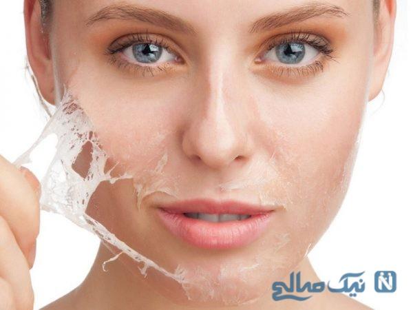 پاکسازی پوست طبیعی