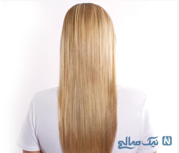 روشهای صاف کردن مو