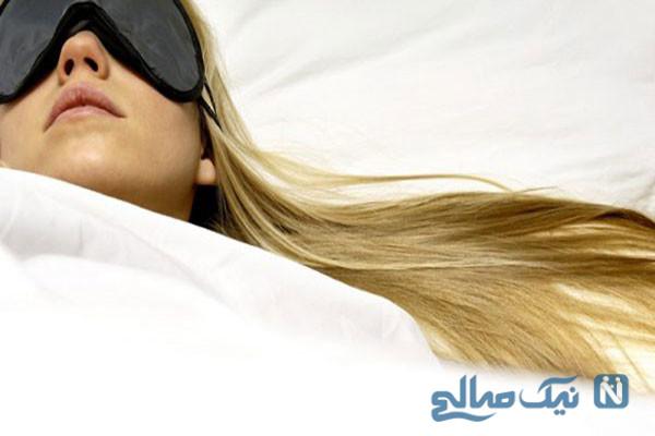 مراقبت از مو هنگام خواب