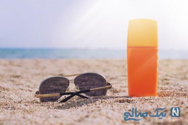 کرم ضد آفتاب خوب