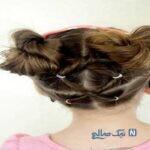 جدیدترین مدل موی باز برای دختر بچه ها +تصاویر