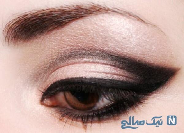 آرایش چشم خیلی جذاب