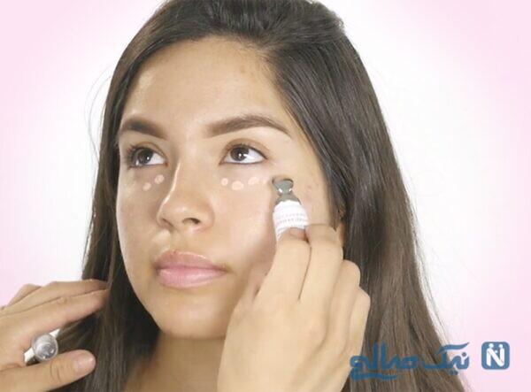 زیرسازی پوست قبل از آرایش