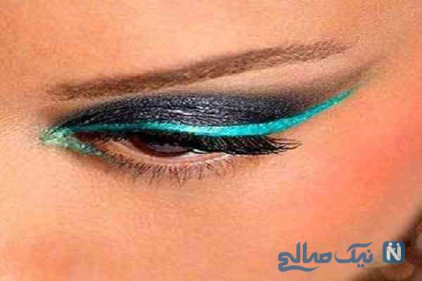 با این خط چشم خاص خیلی جذاب می شوید!